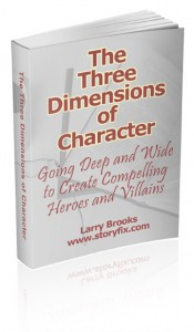 The Three Dimensions of Character