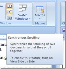Rewrite-SynchScrolling